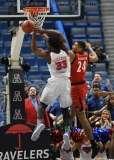 NCAA Men's Basketball AAC Tournament Finals - #1 SMU 71 vs. #2 Cincinnati 56 (39)