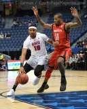 NCAA Men's Basketball AAC Tournament Finals - #1 SMU 71 vs. #2 Cincinnati 56 (41)