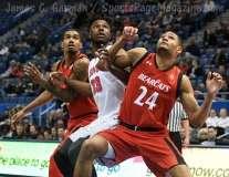 NCAA Men's Basketball AAC Tournament Finals - #1 SMU 71 vs. #2 Cincinnati 56 (43)