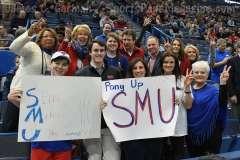 NCAA Men's Basketball AAC Tournament Finals - #1 SMU 71 vs. #2 Cincinnati 56 (8)