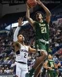 NCAA Men's Basketball - AAC Tournament FR - #6 UConn 77 vs. #11 USF 66 (103)