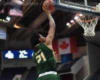 NCAA Men's Basketball - AAC Tournament FR - #6 UConn 77 vs. #11 USF 66 (107)