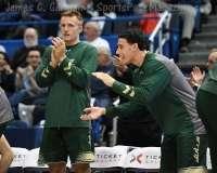 NCAA Men's Basketball - AAC Tournament FR - #6 UConn 77 vs. #11 USF 66 (108)