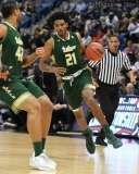 NCAA Men's Basketball - AAC Tournament FR - #6 UConn 77 vs. #11 USF 66 (110)