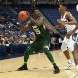 NCAA Men's Basketball - AAC Tournament FR - #6 UConn 77 vs. #11 USF 66 (115)