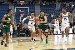 NCAA Men's Basketball - AAC Tournament FR - #6 UConn 77 vs. #11 USF 66 (119)