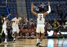 NCAA Men's Basketball - AAC Tournament FR - #6 UConn 77 vs. #11 USF 66 (125)