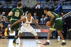 NCAA Men's Basketball - AAC Tournament FR - #6 UConn 77 vs. #11 USF 66 (14)