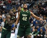 NCAA Men's Basketball - AAC Tournament FR - #6 UConn 77 vs. #11 USF 66 (16)