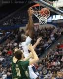 NCAA Men's Basketball - AAC Tournament FR - #6 UConn 77 vs. #11 USF 66 (37)
