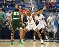NCAA Men's Basketball - AAC Tournament FR - #6 UConn 77 vs. #11 USF 66 (38)