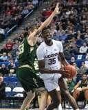 NCAA Men's Basketball - AAC Tournament FR - #6 UConn 77 vs. #11 USF 66 (41)
