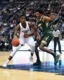 NCAA Men's Basketball - AAC Tournament FR - #6 UConn 77 vs. #11 USF 66 (43)