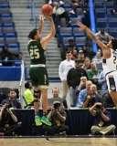 NCAA Men's Basketball - AAC Tournament FR - #6 UConn 77 vs. #11 USF 66 (45)