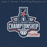 NCAA Men's Basketball - AAC Tournament FR - #7 Tulsa 66 vs. #10 Tulane 60 (1)