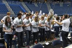 NCAA Men's Basketball - AAC Tournament FR - #7 Tulsa 66 vs. #10 Tulane 60 (11)