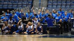 NCAA Men's Basketball - AAC Tournament FR - #7 Tulsa 66 vs. #10 Tulane 60 (15)