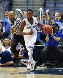 NCAA Men's Basketball - AAC Tournament FR - #7 Tulsa 66 vs. #10 Tulane 60 (17)