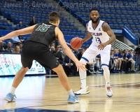 NCAA Men's Basketball - AAC Tournament FR - #7 Tulsa 66 vs. #10 Tulane 60 (18)