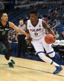 NCAA Men's Basketball - AAC Tournament FR - #7 Tulsa 66 vs. #10 Tulane 60 (19)