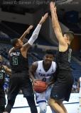 NCAA Men's Basketball - AAC Tournament FR - #7 Tulsa 66 vs. #10 Tulane 60 (25)