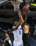 NCAA Men's Basketball - AAC Tournament FR - #7 Tulsa 66 vs. #10 Tulane 60 (26)