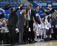 NCAA Men's Basketball - AAC Tournament FR - #7 Tulsa 66 vs. #10 Tulane 60 (27)