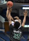 NCAA Men's Basketball - AAC Tournament FR - #7 Tulsa 66 vs. #10 Tulane 60 (28)