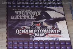 NCAA Men's Basketball - AAC Tournament FR - #7 Tulsa 66 vs. #10 Tulane 60 (3)