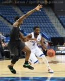 NCAA Men's Basketball - AAC Tournament FR - #7 Tulsa 66 vs. #10 Tulane 60 (30)