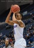 NCAA Men's Basketball - AAC Tournament FR - #7 Tulsa 66 vs. #10 Tulane 60 (31)
