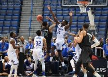 NCAA Men's Basketball - AAC Tournament FR - #7 Tulsa 66 vs. #10 Tulane 60 (36)