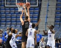 NCAA Men's Basketball - AAC Tournament FR - #7 Tulsa 66 vs. #10 Tulane 60 (37)