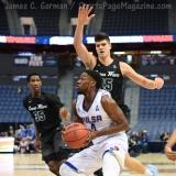 NCAA Men's Basketball - AAC Tournament FR - #7 Tulsa 66 vs. #10 Tulane 60 (39)