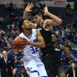 NCAA Men's Basketball - AAC Tournament FR - #7 Tulsa 66 vs. #10 Tulane 60 (41)