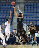 NCAA Men's Basketball - AAC Tournament FR - #7 Tulsa 66 vs. #10 Tulane 60 (44)