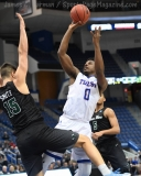 NCAA Men's Basketball - AAC Tournament FR - #7 Tulsa 66 vs. #10 Tulane 60 (45)