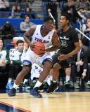 NCAA Men's Basketball - AAC Tournament FR - #7 Tulsa 66 vs. #10 Tulane 60 (47)