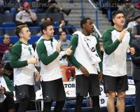 NCAA Men's Basketball - AAC Tournament FR - #7 Tulsa 66 vs. #10 Tulane 60 (48)
