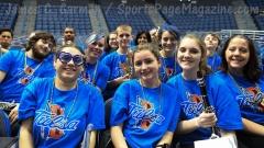 NCAA Men's Basketball - AAC Tournament FR - #7 Tulsa 66 vs. #10 Tulane 60 (5)