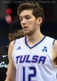 NCAA Men's Basketball - AAC Tournament FR - #7 Tulsa 66 vs. #10 Tulane 60 (51)