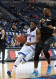 NCAA Men's Basketball - AAC Tournament FR - #7 Tulsa 66 vs. #10 Tulane 60 (53)