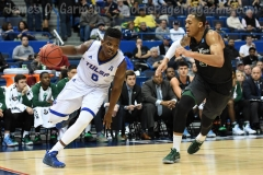 NCAA Men's Basketball - AAC Tournament FR - #7 Tulsa 66 vs. #10 Tulane 60 (56)
