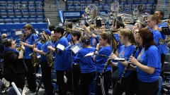 NCAA Men's Basketball - AAC Tournament FR - #7 Tulsa 66 vs. #10 Tulane 60 (58)