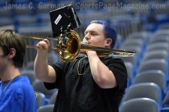 NCAA Men's Basketball - AAC Tournament FR - #7 Tulsa 66 vs. #10 Tulane 60 (59)