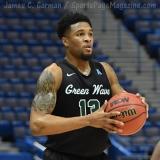NCAA Men's Basketball - AAC Tournament FR - #7 Tulsa 66 vs. #10 Tulane 60 (61)