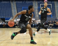 NCAA Men's Basketball - AAC Tournament FR - #7 Tulsa 66 vs. #10 Tulane 60 (63)