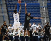 NCAA Men's Basketball - AAC Tournament FR - #7 Tulsa 66 vs. #10 Tulane 60 (66)