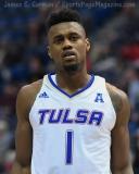 NCAA Men's Basketball - AAC Tournament FR - #7 Tulsa 66 vs. #10 Tulane 60 (69)