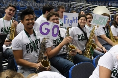 NCAA Men's Basketball - AAC Tournament FR - #7 Tulsa 66 vs. #10 Tulane 60 (9)